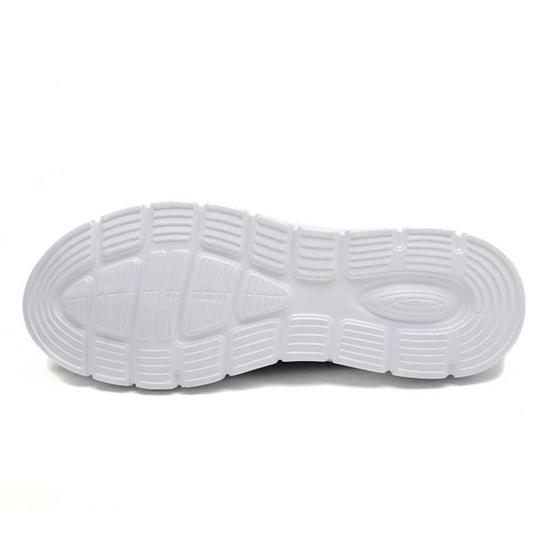 OZERSK Men Casual รองเท้า PLUS ขนาด 47 48 ฤดูร้อนใหม่ Breathable รองเท้าผ้าใบชายน้ำหนักเบารองเท้ากีฬาตาข่ายรองเท้าผู้ชาย Hombre Zapatos