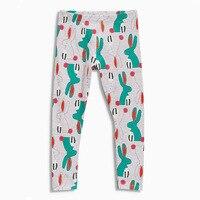 SAIID KOBEISY 2017 Casual Baby Girl Leggins Cute Children S Sports Pants Winter Children Trousers