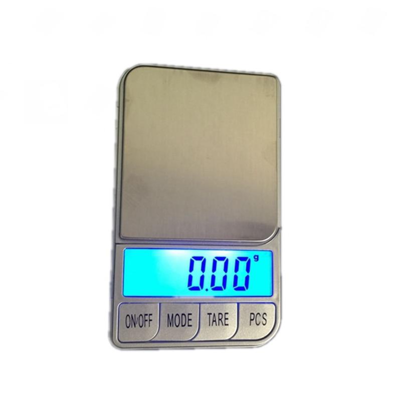 500 g 0,01 LCD elektroonilised kaalud 500 g 0,01 g digitaalsete - Mõõtevahendid - Foto 2