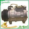 10PA17C AC компрессор охлаждения системы кондиционирования насос для BMW 5 E34 520i 525i 525ix 24V 8390741 1385161 64521385161 64528390741