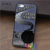 HARRY POTTER ADVANCED POTION MAKING Fashion Cell Phone Case For Iphone 4 4s 5 5s 5c