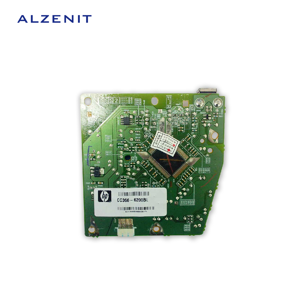 GZLSPART For HP 1006 1008 Original Used Formatter Board CC366-6200BL Laser Printer Parts On Sale alzenit for samsung clp 310 clp310 clp 310 original used formatter board laser printer parts on sale