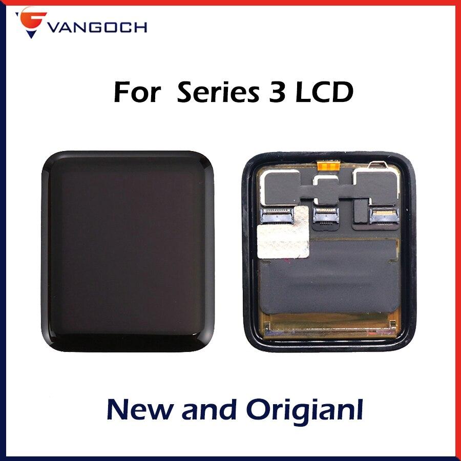 GPS + Original cellulaire pour Apple Watch série 3 LCD écran tactile numériseur Series3 S3 38mm/42mm remplacement cadeau gratuit