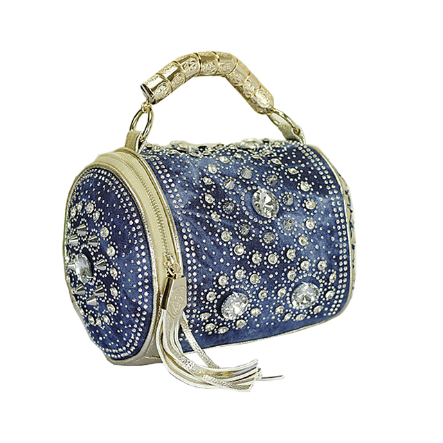 Multifunction designer rhinestone bags luxury women handbags delicate  diamond women messenger bag travel bags tassel ffa45077b5f6