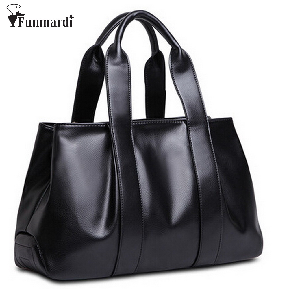 New arrival Fashion luxury oil wax women PU leather handbag classical leather women bags noble shoulder bag WLHB784