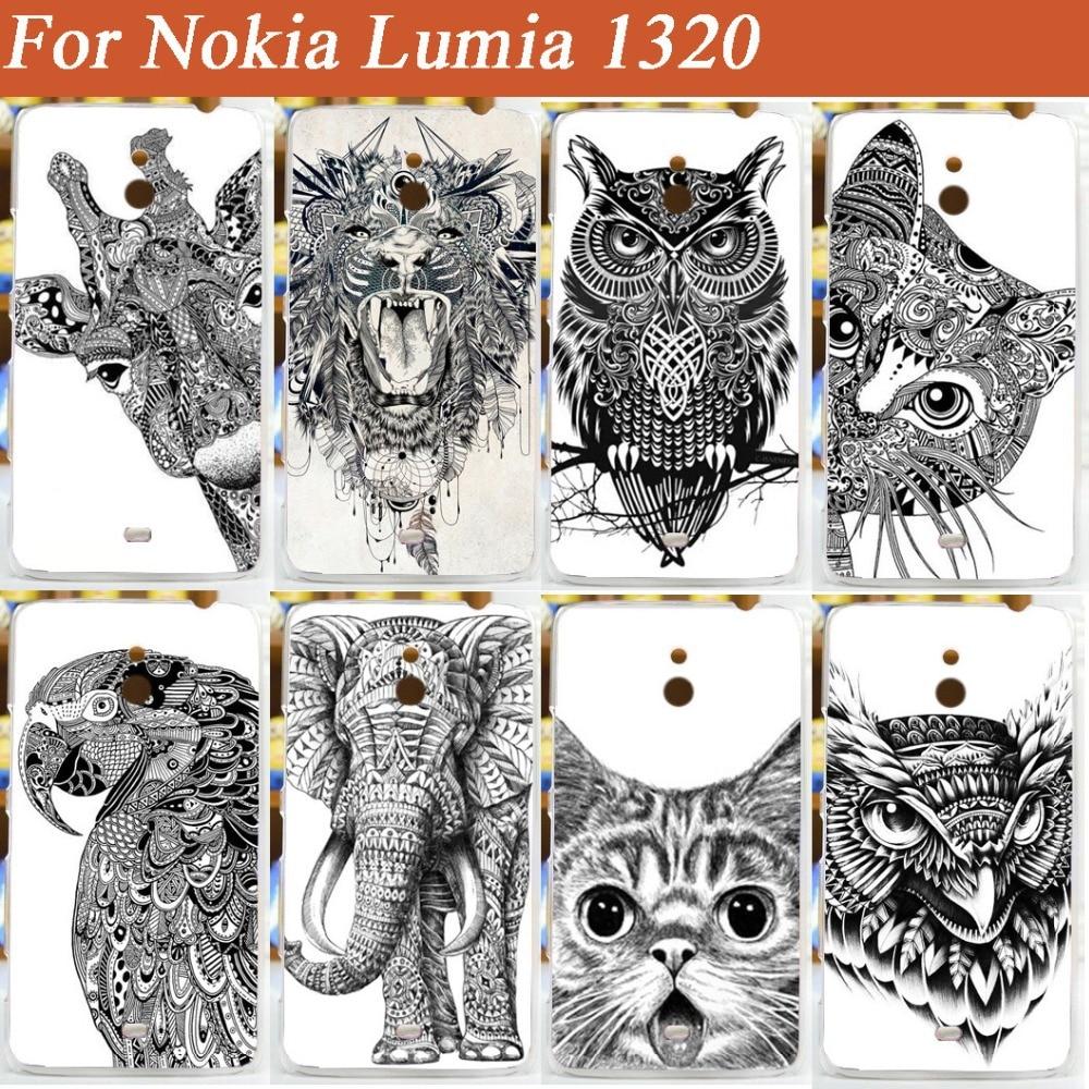 ᗔ2015 nuevo caso fresco del patrón de la llegada para Nokia Lumia ...