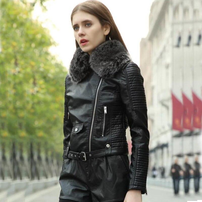 Popular Hot Pink Fur Collar Jacket-Buy Cheap Hot Pink Fur Collar ...