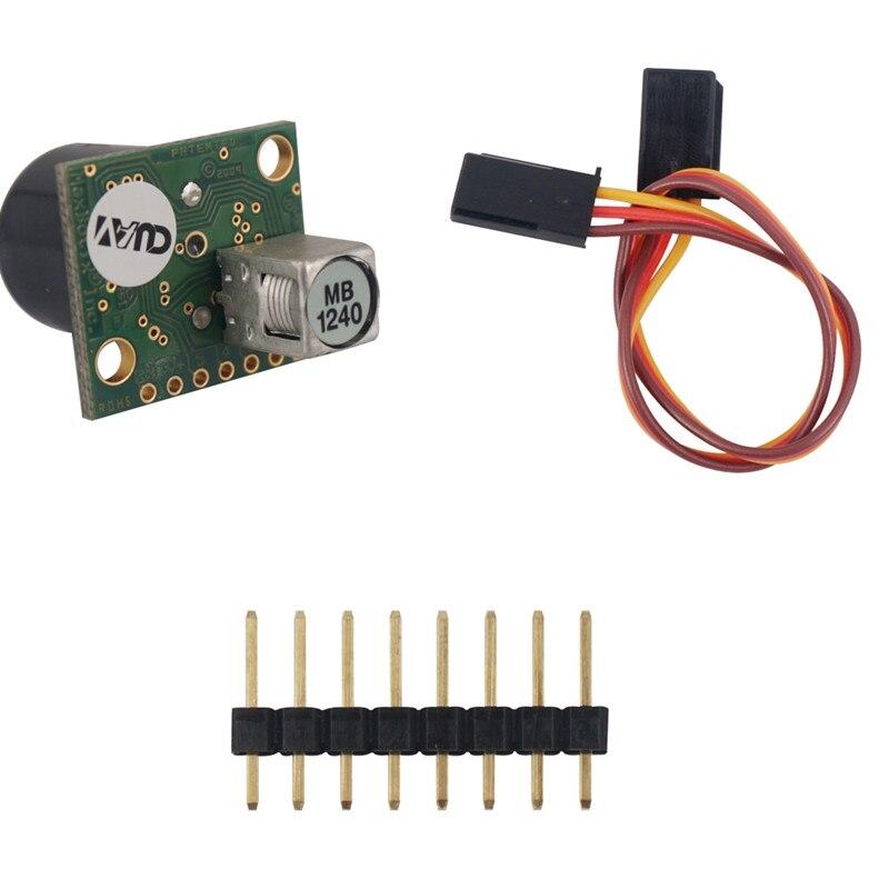 RC Parts & Accessories Pix-mb1212/1242 digital ultrasonic sonar APM-mb1240 simulation sonar module rangefinder