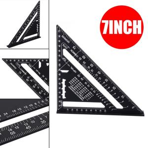 7 inch Metric Triangle Ruler M