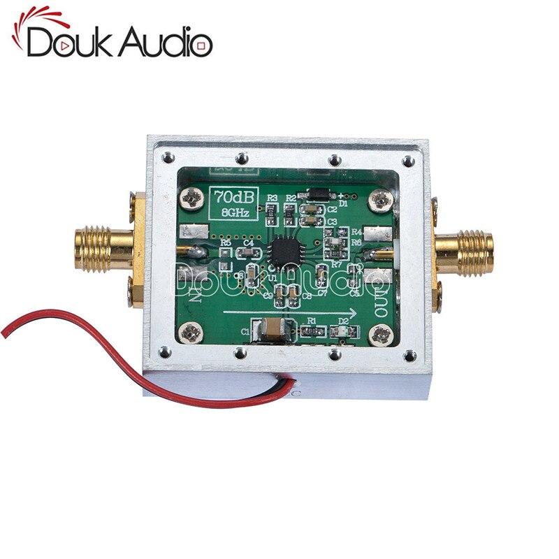 AD8318 Module Logarithmic Detector Amplifier 1M-8GHz RF Power Meter RSSI Measure