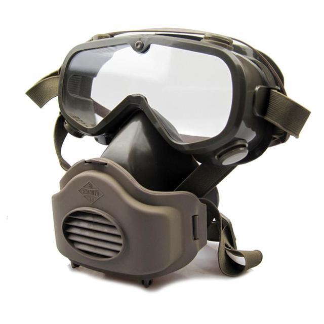 Protección de seguridad Industrial Polvo Polvo de la Máscara de Polvo de Lijado Decorado Profesional Laboral Entre Hombres Y Mujeres