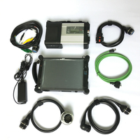 C5 Диагностика mb sd Подключение компактный 5 + EVG7 DL46 автомобильный диагностический планшет ноутбук 2 Гб ОЗУ программное обеспечение 2019,03 HDD Суп