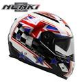 NENKI Glass fibre Motocross Full Helmet Casco Verano Moto Motorcycle Helmets Summer  Casque Motocross Capacetes Motociclismo