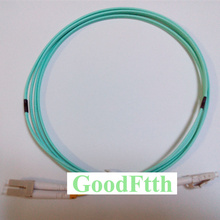 Оптоволоконные соединительные шнуры LC LC OM3 дуплекс GoodFtth 1 15 м