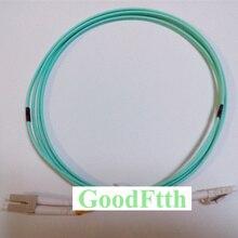 繊維パッチコードLC LC OM3デュプレックスgoodftth 1 15メートル