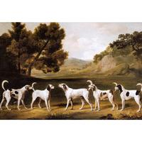 Hand painted Canvas art hunting dogs by Heywood Hardy Paintings oil horse riding scenes High quality