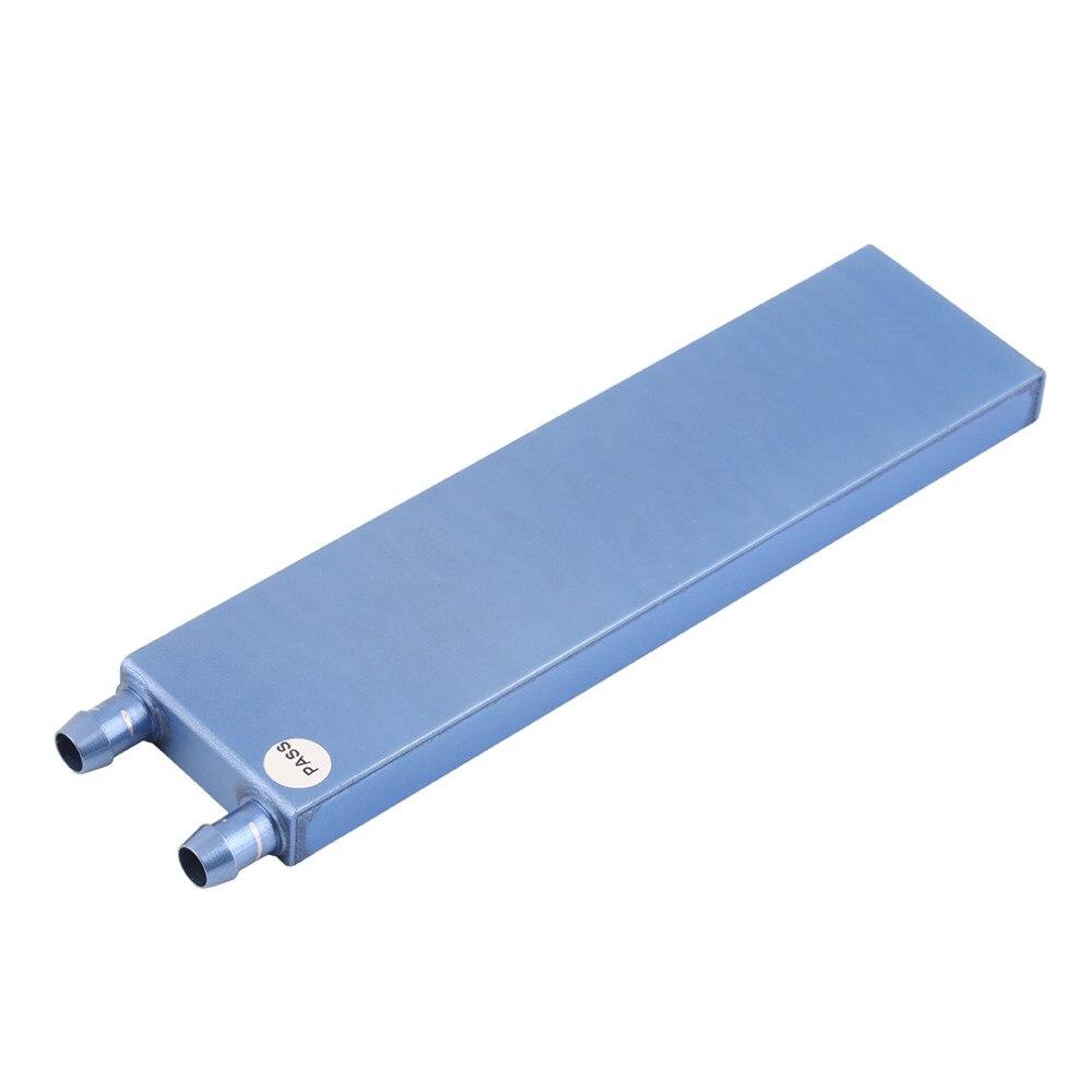 New  41 x 162 x 12mm  Water Cooling Heatsink Block Waterblock Liquid Cooler For CPU GPU Wholesale Drop Shipping for asus u46e heatsink cooling fan cooler