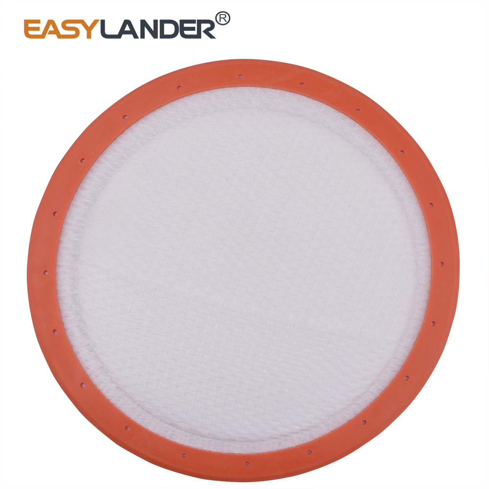 130mm Washable Vacuum cleaner Filter round HV filter cotton filter elements HEPA For midea C3-L148B C3-L143B VC14A1-VC sephora vintage filter палетка теней vintage filter палетка теней