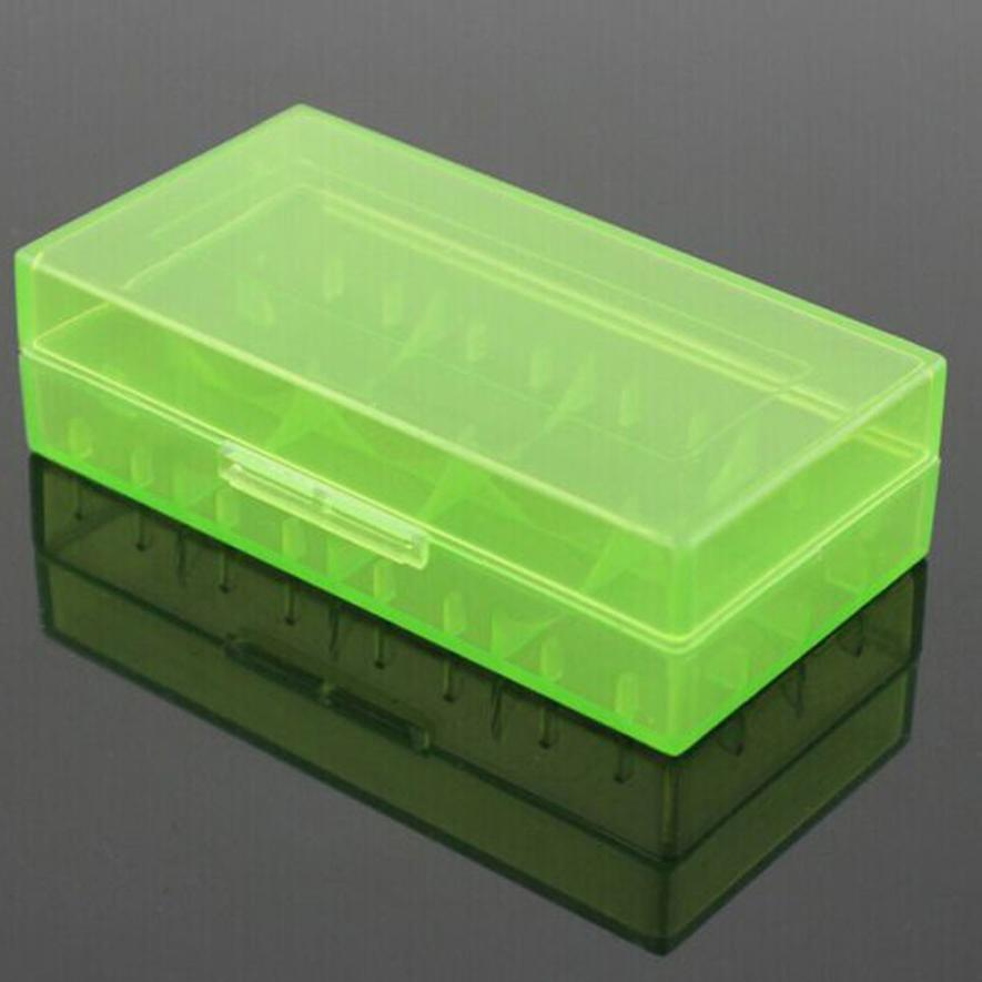 Factory Price 18650 CR123A 16340 Battery Case Holder Box Storage Color
