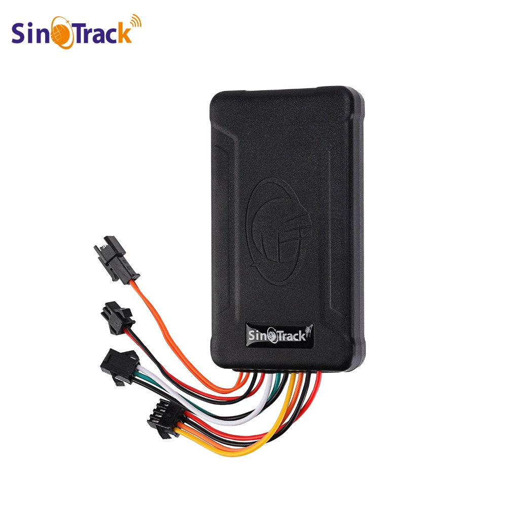 SinoTrack ST-906 GSM GPS tracker  for Car motorcycle vehicle tracking device with Cut Off Oil Power & online tracking software(Hong Kong,China)