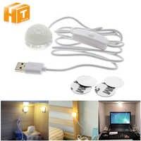 Mini LED USB Buch Lichter 3 W Lesen Lampe für Power Bank Laptop Notebook PC Computer Mit Schalter AUF/ OFF Nacht Lichter