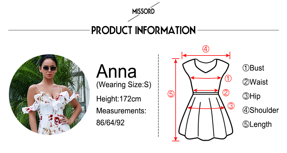 Anna-dress