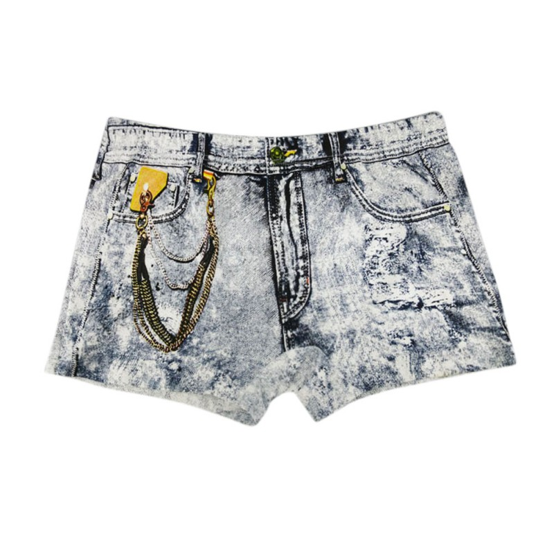 Underwear Casual Men Boxer Shorts 3D Sexy Mens Underwear Boxer Shorts Boxer Trunks High Quality For Hot Sale