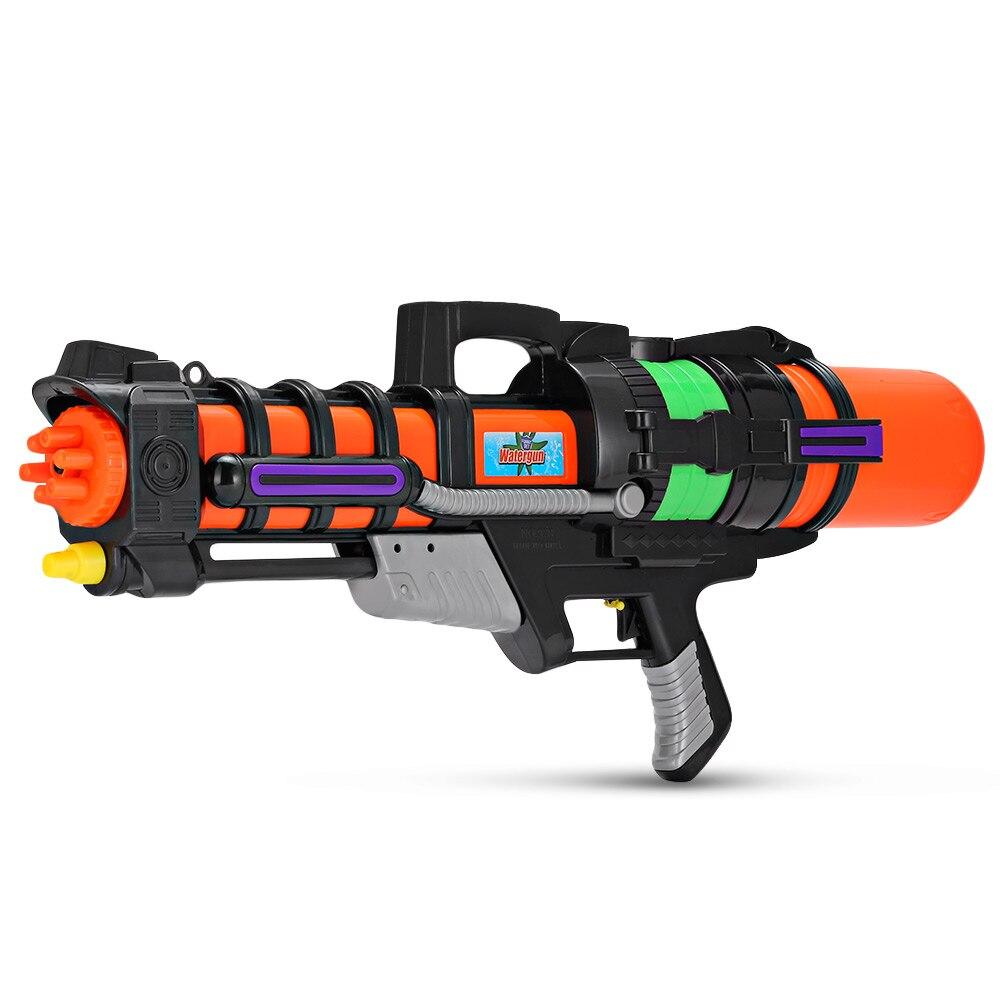 Children High Pressure Big Water Gun Water Fun Toys Large Capacity Outdoor Water Toy Gun Summer Swim Pool Game Water Gun Toy