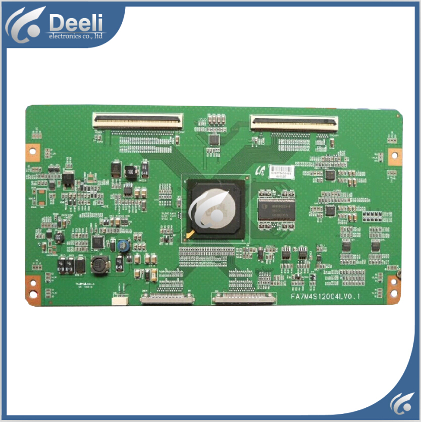 все цены на  Working good 95% new original for Logic board FA7M4S120C4LV0.1 LTA550HF03 T-CON board  онлайн