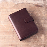 Vintage Genuine A6 Leather Notebook Diary Travel Journal Planner Sketchbook Agenda DIY Refill Paper School Birthday