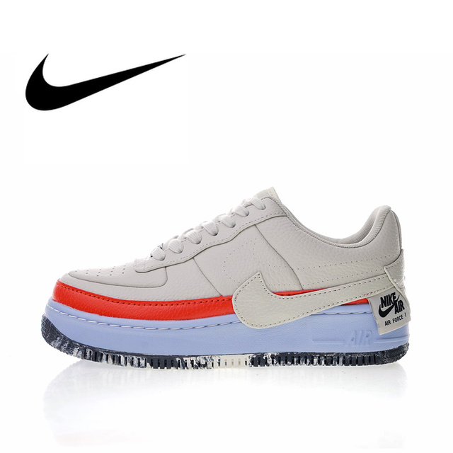 Original Authentic Nike Wmns AF1 JESTER XX Women's Breathable Skateboarding Shoes Sneakers Athletic Designer Footwear 2018 New