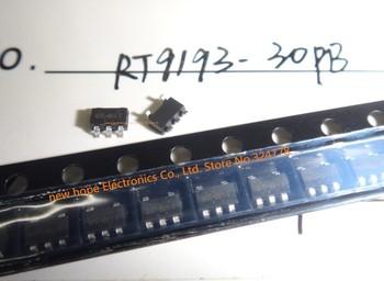 Nowy nadzieję że RT9193-30PB RT9193-30 RT9193 SOT23-5 50 sztuk partii tanie i dobre opinie NoEnName_Null