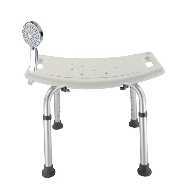 Commode wc chaise personnes âgées maison tabouret pouf accoudoirs dossier enceinte antidérapant Commode salle de bain chaise meubles