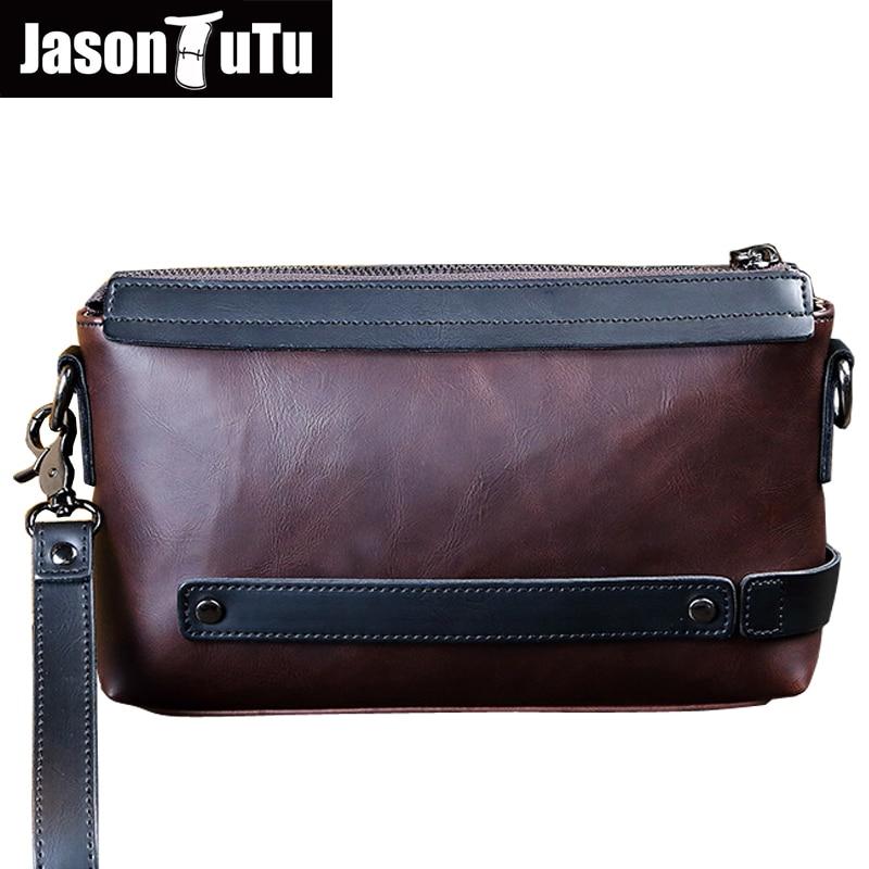 5ea0b19bc2 JASON TUTU Men Clutch bag crossbody bags for men messenger bags single shoulder  bag Good quality