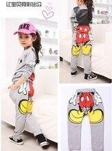New Retail 1 conjunto enfants Minnie Mickey vêtements de sport bébé garçons filles jeu de bande dessinée vêtements pour enfants à manches longues t – shirt + pantalons