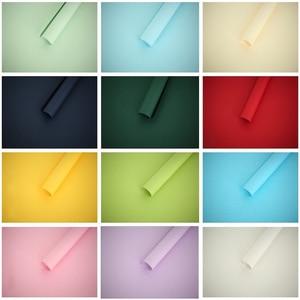 Image 1 - 80x54cm coloré épaissir carton mat extérieur INS photographie Studio accessoires accessoires de fond pour chaussures de bijoux cosmétiques