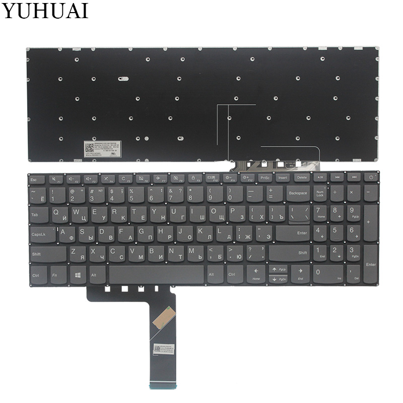 NEW Russian Keyboard For Lenovo Ideapad 330-15 330-15AST 330-15IGM 330-15IKB RU Laptop Keyboard