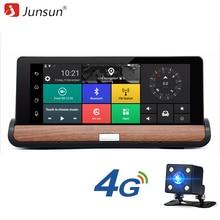 """Junsun E26 Pro 4G Car DVR Camera GPS ADAS 7"""" Android 5.0 Car camera FHD 1080P Video Recorder Registrar Dashcam Parking Monitor"""