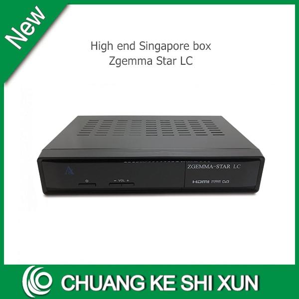US $110 4 20% OFF|สิงคโปร์ Zgemma star LC กล่องนาฬิกา starhub  ช่องรองรับตัวจับเวลาการบันทึก + ฟรี wifi dongle ใน สิงคโปร์ Zgemma star LC  กล่องนาฬิกา