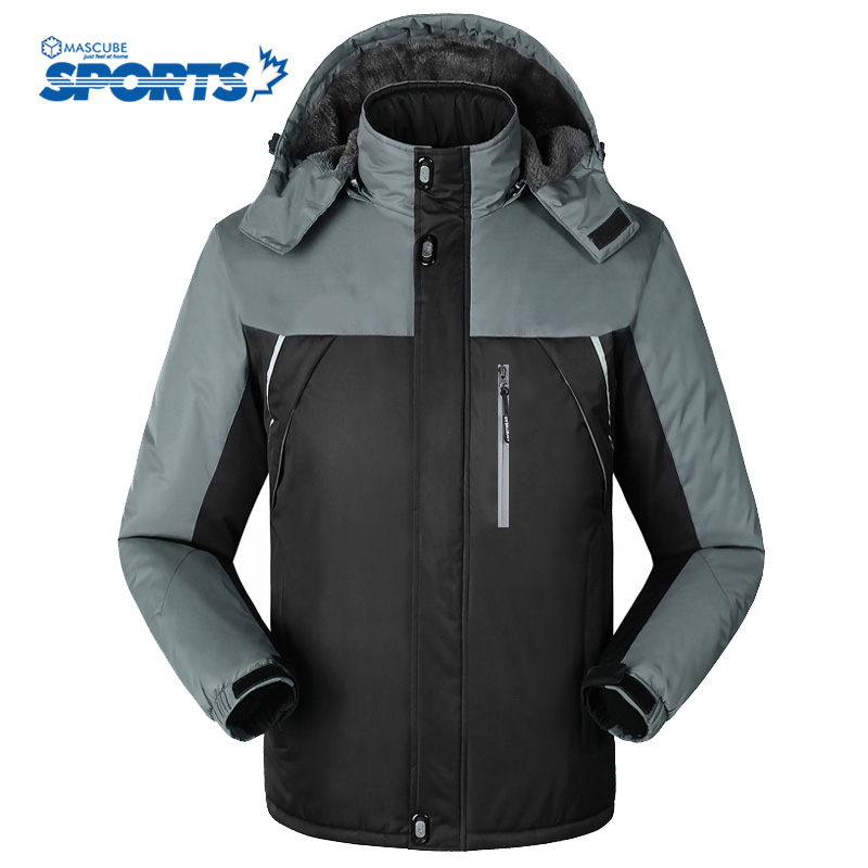 Outdoor Hiking Softshell Jacket Men Waterproof Breathable Hooded Sports Climbing Windproof Fishing Camping Coat Hunting Clothes стоимость