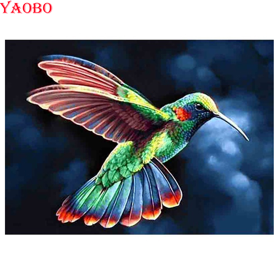 DIY 5D Diamond Painting Kits Full Drill Round Crystal Rhinestone Embroidery Pictures Arts Craft for Home Wall Decor Gift ColorBird 30X40CM