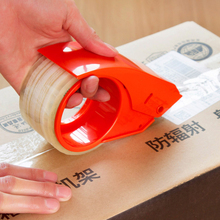 deli 801 Scotch Tape Dispenser Packing Tape Dispensers Sealing Machine Dispensing Device Tape Holder Cartoon Packing Machine deli sealing packer tape dispenser capable 6cm width sealing tape holder with cutter manual packing machine papelaria