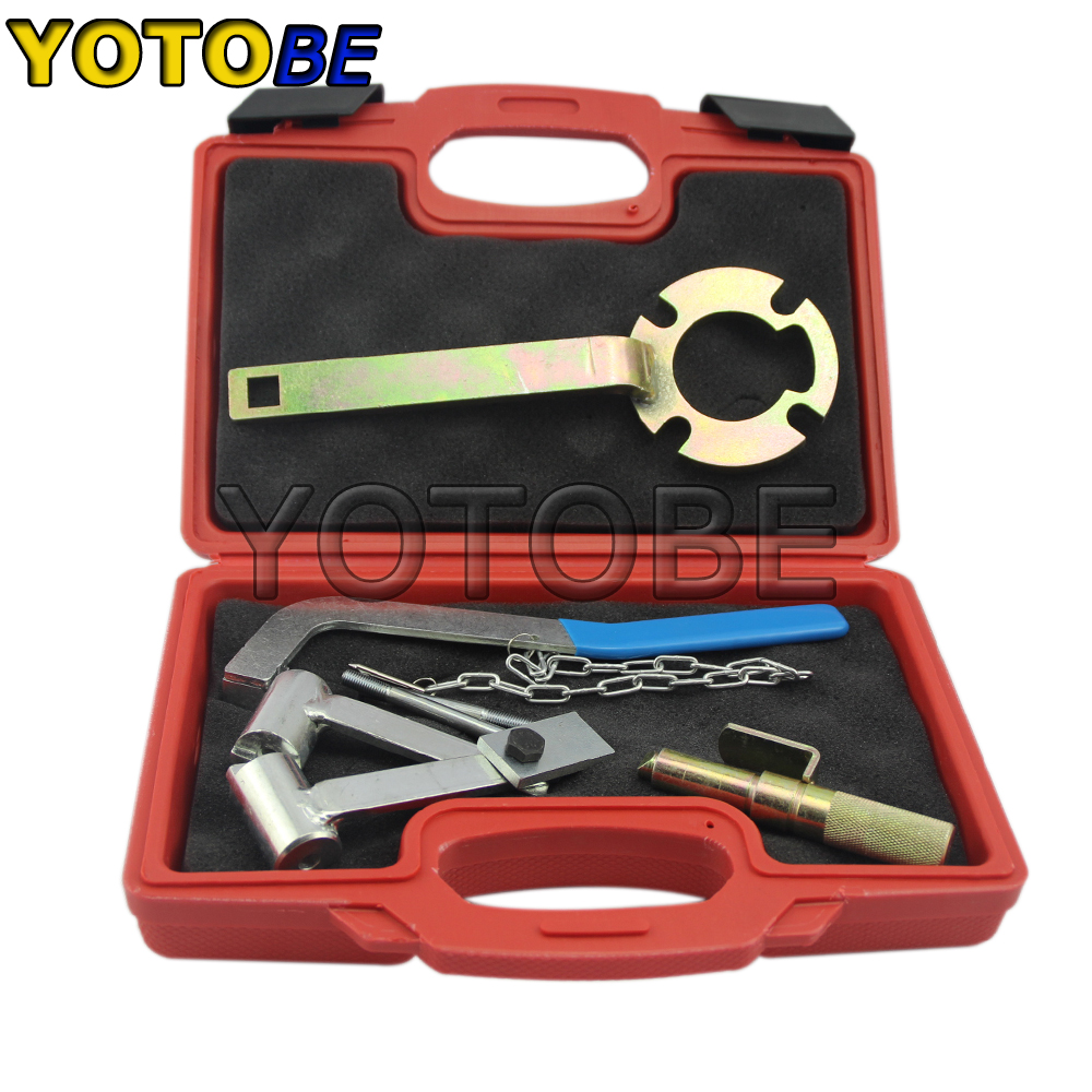 Engine timing tool set for Renault Volvo 2 0 2 5 850 C70 S40 V40 S60
