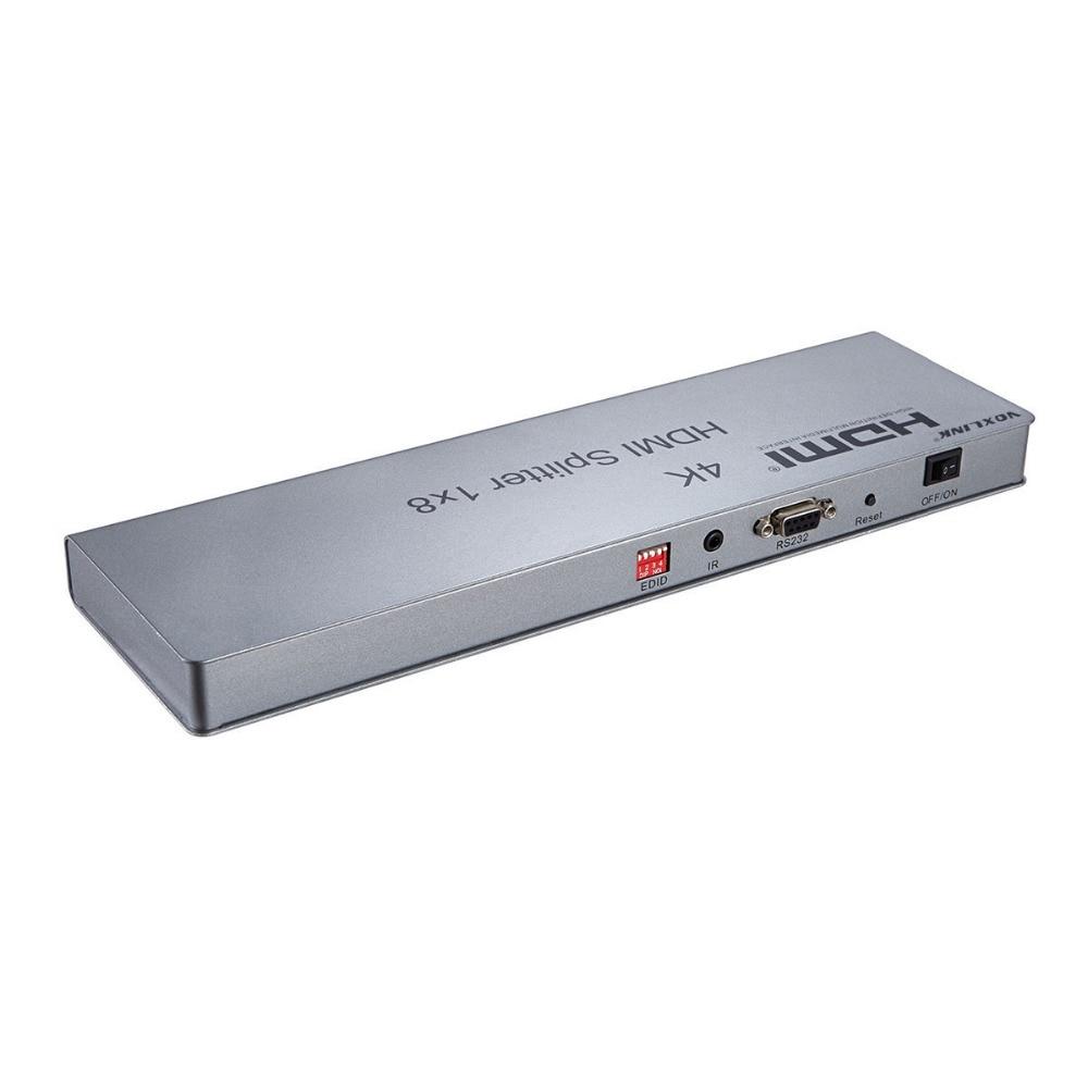 1х8 hdmi switcher на алиэкспресс