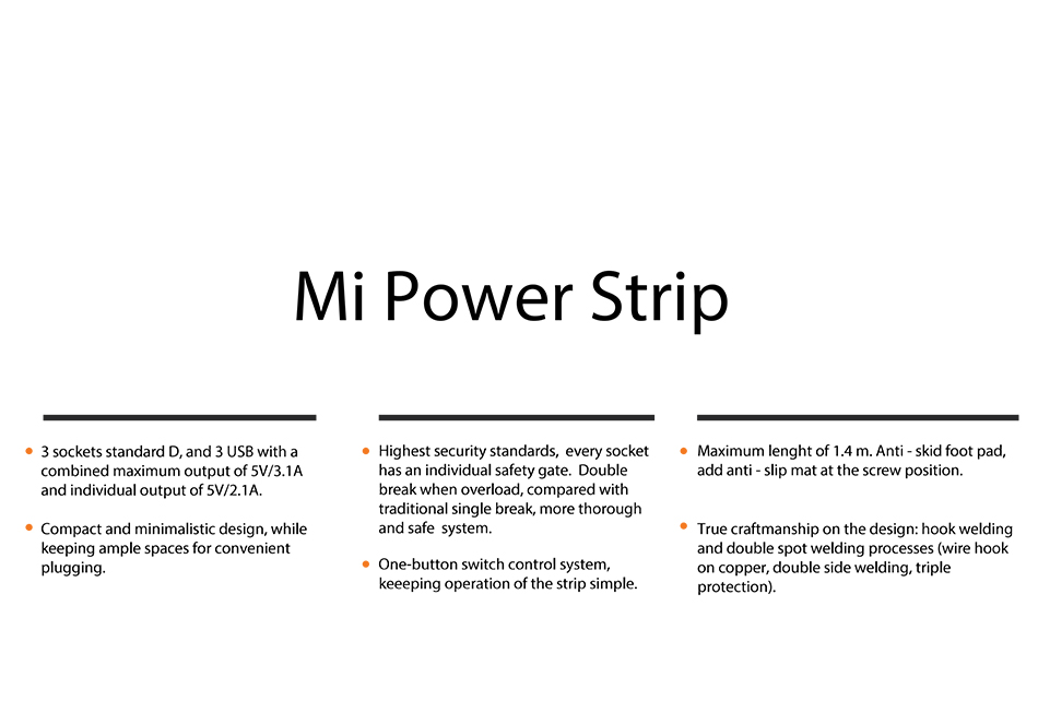 Mi power strip socket 2