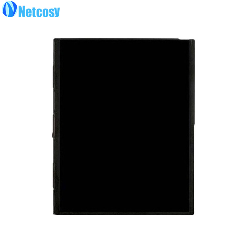 Netcosy LCD Display Screen For ipad A1403 A1416 A1430 A1458 A1459 Tablet Perfect Replacement Part Digital Accessory For ipad 3 4 replacement 3 0 lcd display screen for canon ixus990 sd970 ixy830 s90