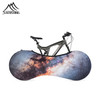 SAENSHING bicycle protective Gear Practical Bike Cover Indoor Anti dust Bicycle Garage Wheel Chain Cover Storage Bag