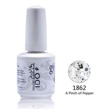 IDO  gel nail polish uv lamp 84 colors factory manufacture