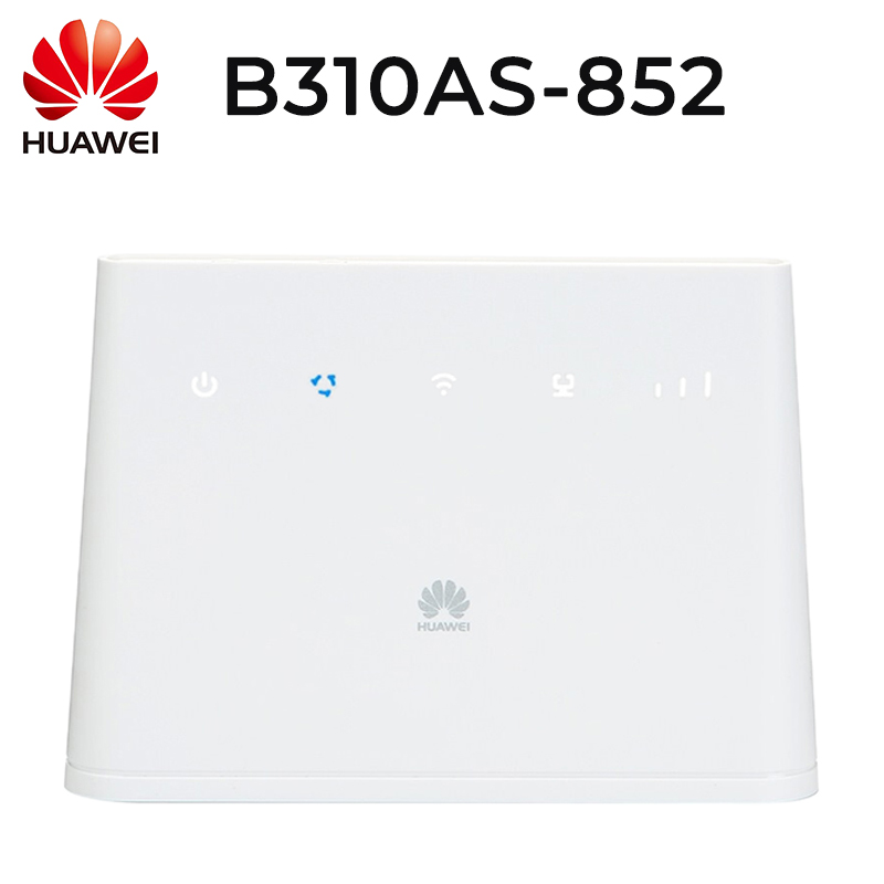 Unlock Huawei B315s 936 Unlocked 4G/LTE CPE 150 Mbps Mobile