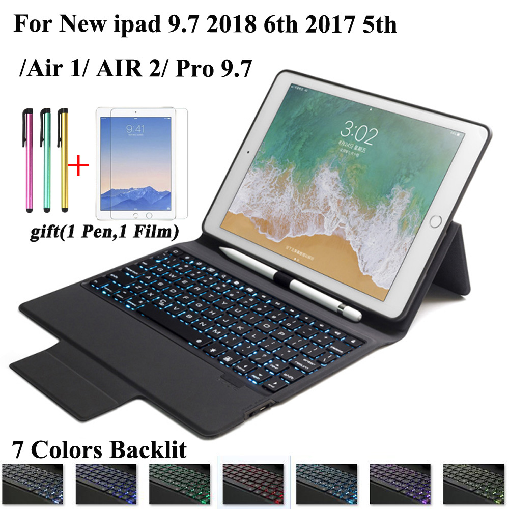 New For New iPad 9 7 2017 2018 5th 6th Air 1 Air 2 Pro 9
